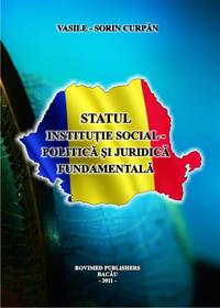 Statul institutie Social - Politica Fundamentala