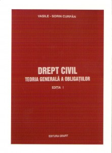 Drept civil. Teoria Generala a Obligatiilor 1