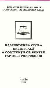 Raspunderea civila delictuala a comitentelor pentru faptele prepusilor