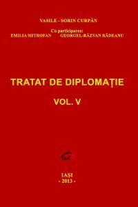 coperta Tratat de diplomatie - vol 5