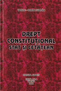 drept constitutional, stat si cetatean
