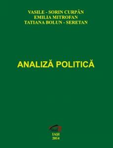 analiza politica
